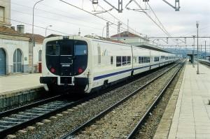 Tren Talgo 200