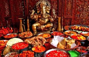 Restaurante Hindú Taj Mahal