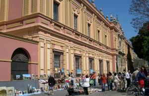 Mercadillos en Sevilla