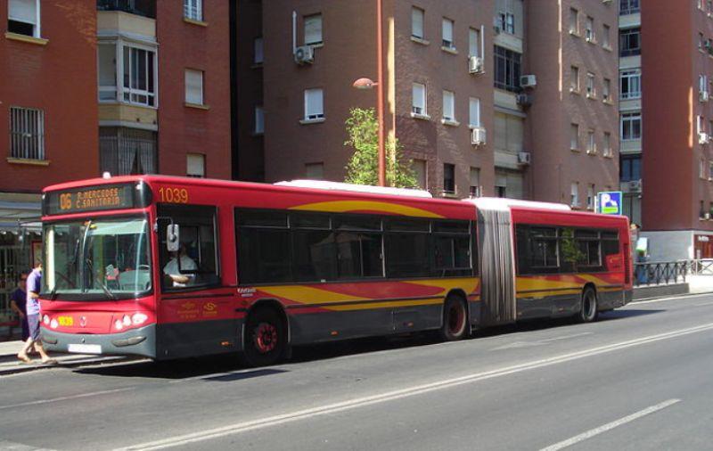 autobuses en sevilla viajar a sevilla