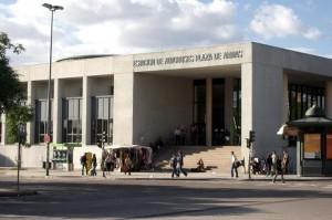 Estación de autobuses Plaza de Armas - <a href=