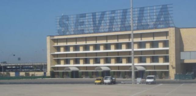 Aeropuerto San Pablo - Sevilla