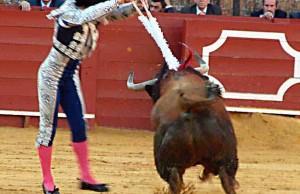 Los toros en Sevilla
