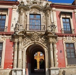 Palacio Arzobispal de Sevilla - <a href='http://es.wikipedia.org/wiki/Archivo:Palacio_arzobispal_de_Sevilla.jpg' target='_blank' rel='nofollow'></a>