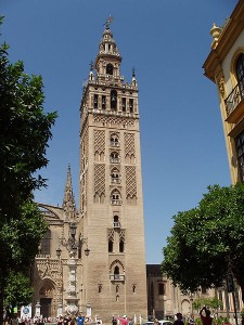 Giralda de Sevilla - <a href='http://es.wikipedia.org/wiki/Archivo:Giralda_de_Sevilla_5.jpg' target='_blank' rel='nofollow'></a>