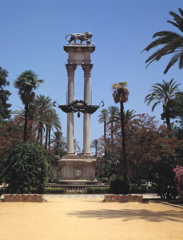 Monumento de Colón (Sevilla)