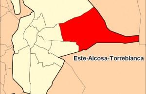 Distrito Este–Alcosa–Torreblanca