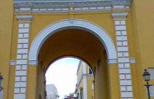 Antiguas Puertas de Sevilla