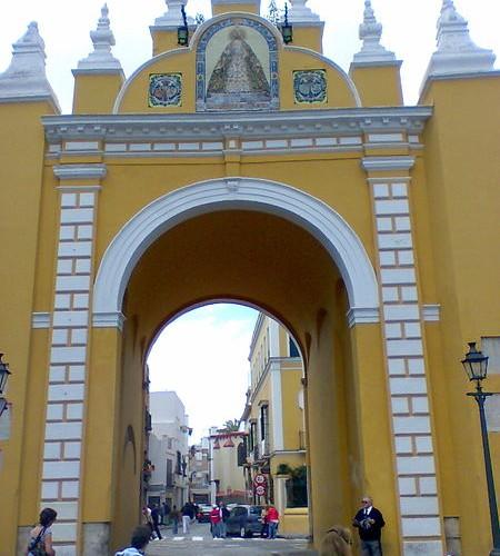 Puerta Macarena