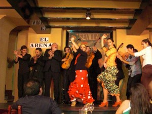 Flamenco en Tablao El Arenal