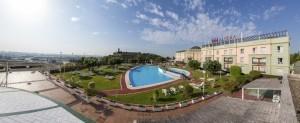 Hoteles durante el verano en Sevilla.