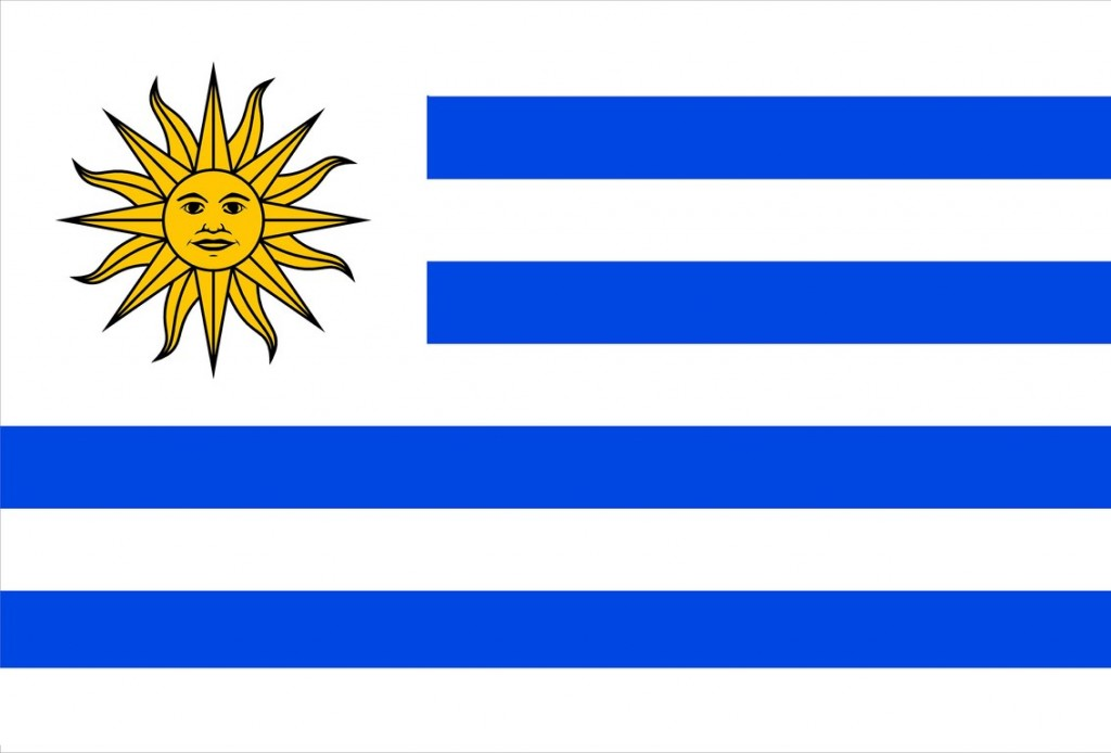 Bandera-de-Uruguay