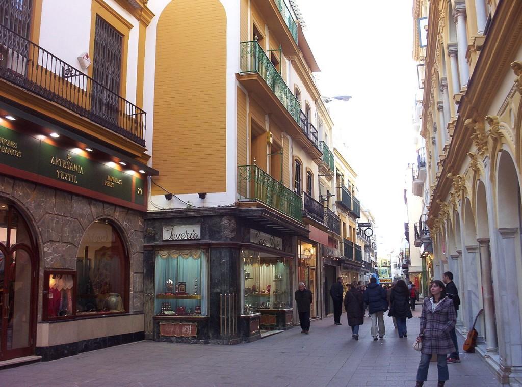 Calle_Sierpes-sevilla