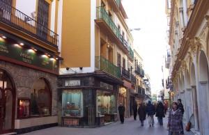 Compras en Sevilla