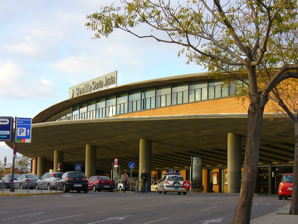 Estación Santa Justa