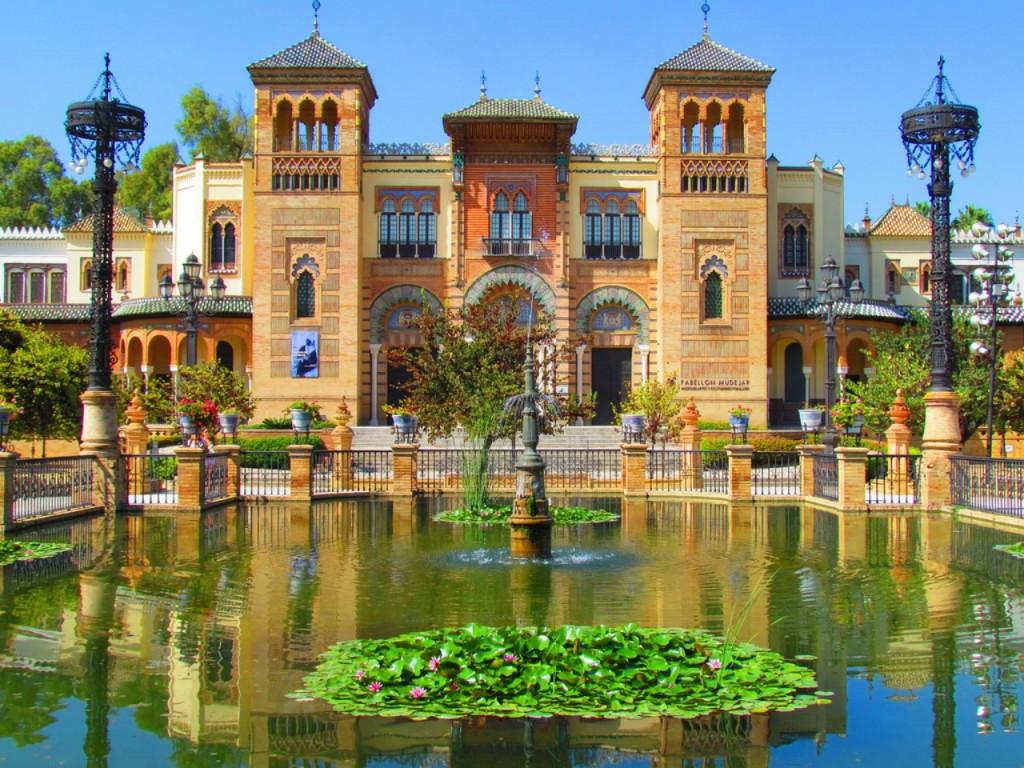Fachada del Museo de Artes y Costumbres Populares