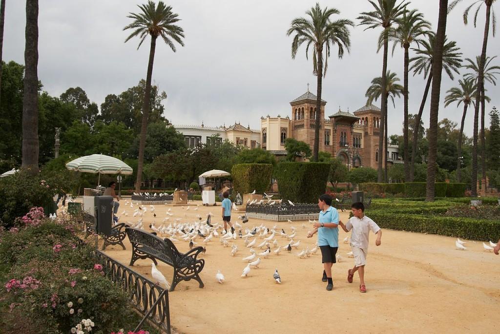 Plaza-de-America