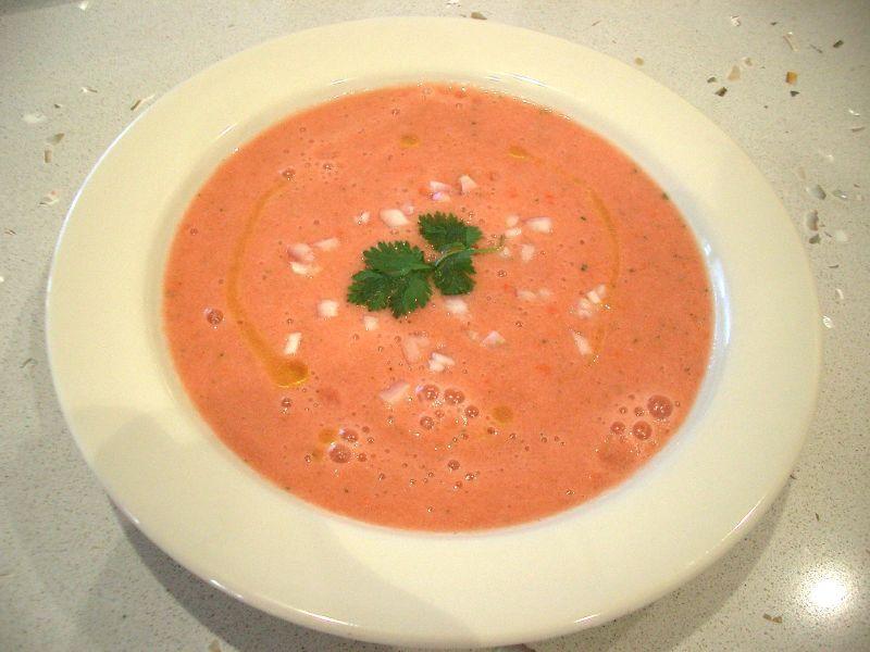 Tomato-Gazpacho