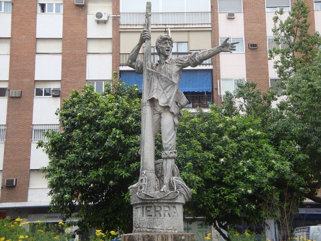 Estatua-de-Rodrigo-de-Triana