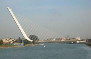 Puentes en Sevilla