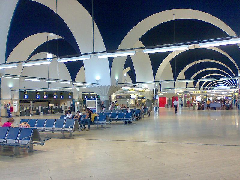 Aeropuerto de Sevilla – San Pablo
