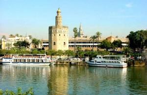 Recorridos por la ciudad de Sevilla