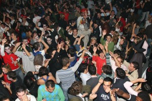 Vida nocturna en Sevilla