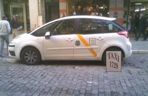 Taxis en Sevilla