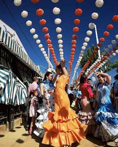 Fiestas y eventos en sevilla viajar a sevilla for Espectaculos en sevilla