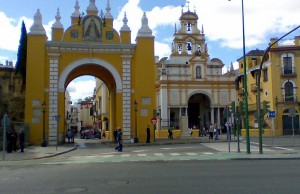 Iglesias en Sevilla