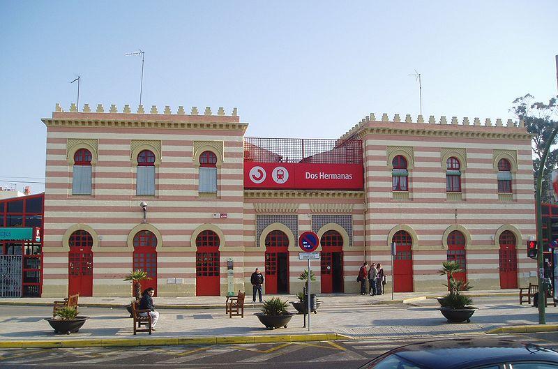 Estacion de Tren Dos Hermanas (Bellavista)