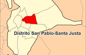 Distrito San Pablo - Santa Justa