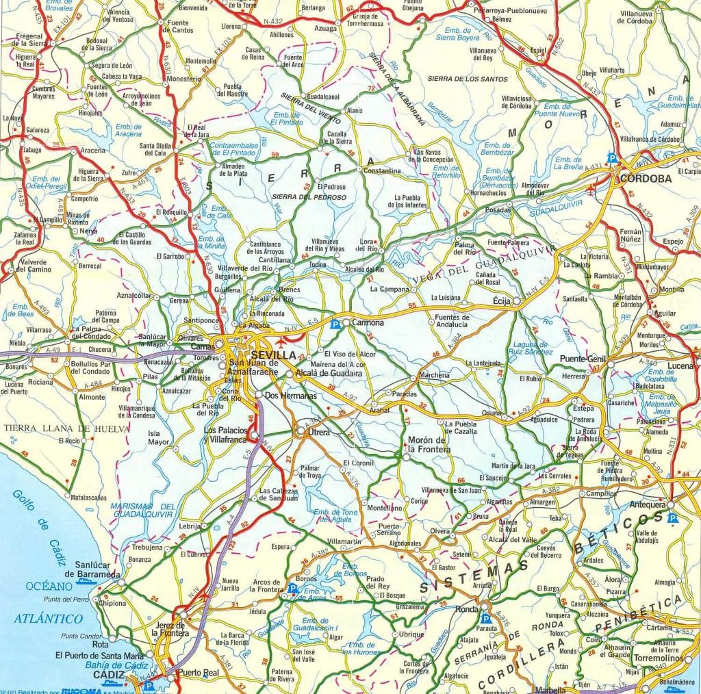 Mapa-de-la-Provincia-de-Sevilla