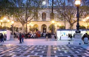 Sevilla en invierno