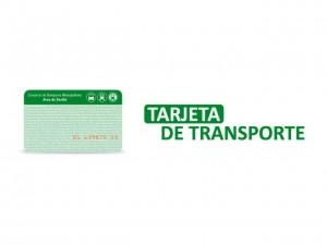 Tarjeta válida para el transporte Metropolitano de Sevilla