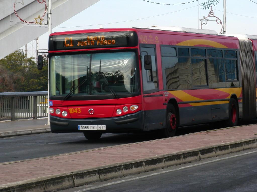 autobuses-de-sevilla