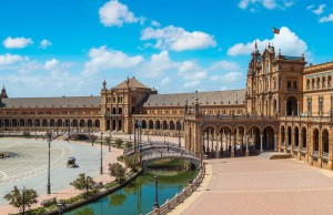 Viaje barato a Sevilla